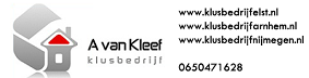 Klusbedrijf van Kleef